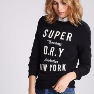 Poshmark Pull Hipster Superdry In Sweaters Navy Henley OpnwF4g